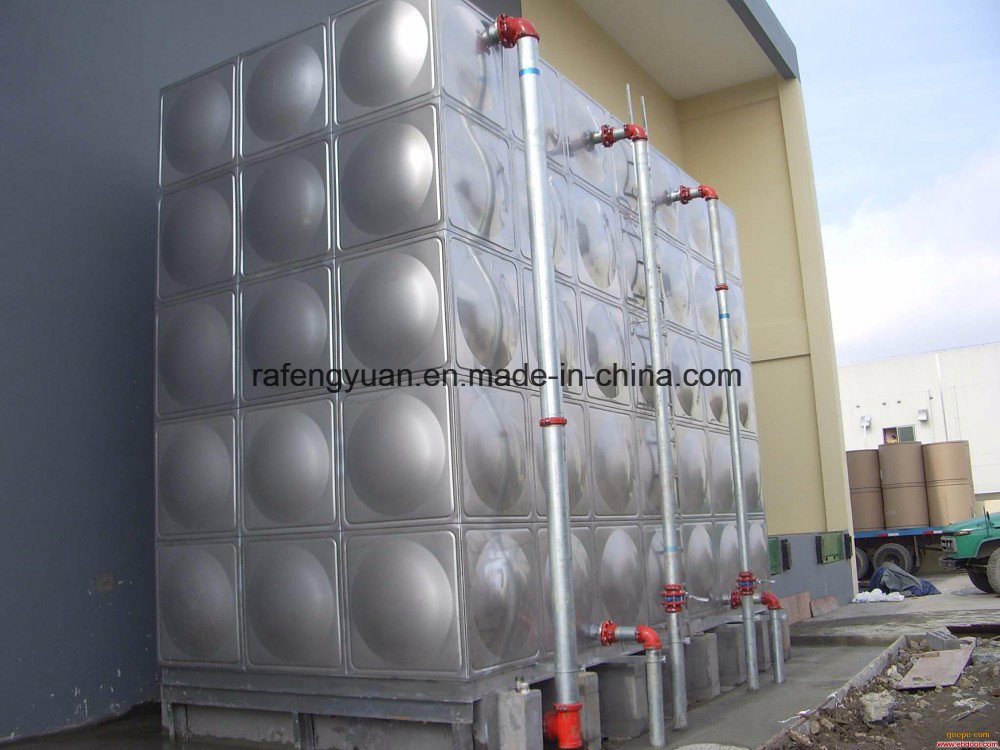 Best Economical Heat Preservation Ss304 Water Tank