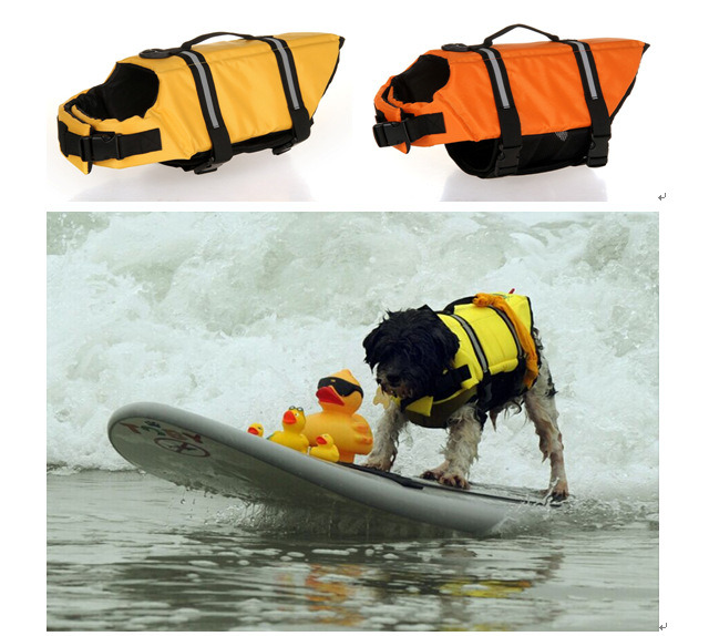 New Design Swimming Safety Dog Life Vest Manufacturer