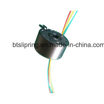 Inner Hole 12.7mm Through Hole Slip Ring From Chinese Manufacturer