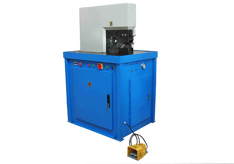 Side Feed/Opening Hydraulic Hose Crimping Machine/Tool/Crimper for Auto Air Conditioning Hose with Ce Certificate From China Technical Standard Setter