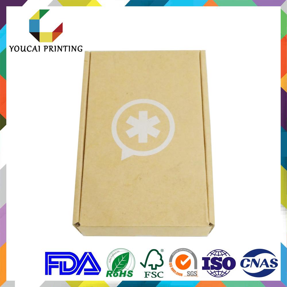 Custom Design Printed High Quality Shopping Printable Foldable Boxes