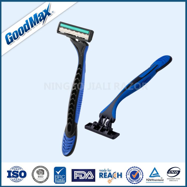 Goodmax High Quality 3 Blade Disposable Shaving Razor, Similar Model to Gillette (SL-3035TL)