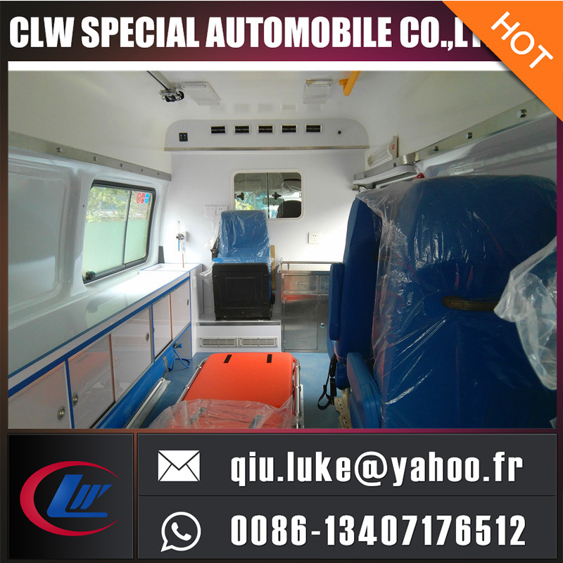 Low Price Toyota Ambulance for Sale
