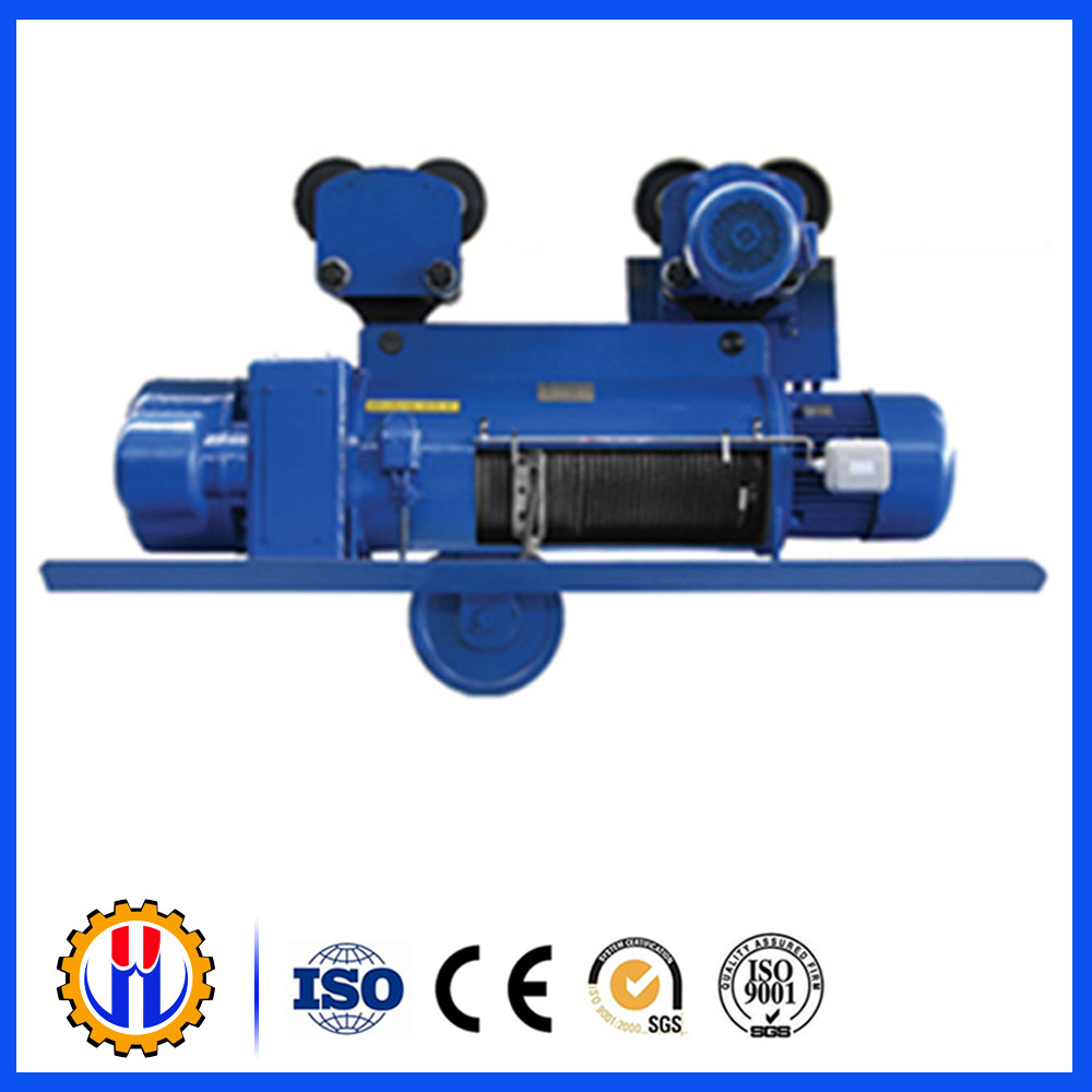 Low Headroom Electric Wire Rope Hoist