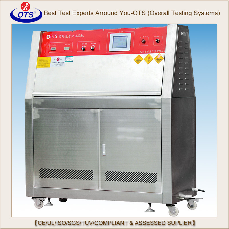 Lab Equipment Quv Accelerated Aging Test Machine UV Test Chamber