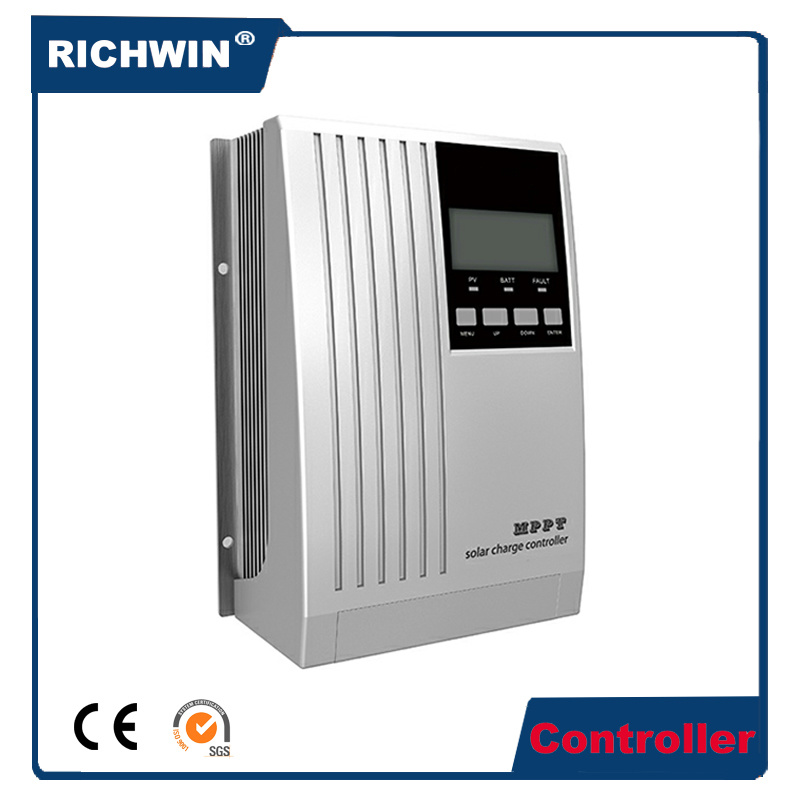 20/30/40A Intelligent MPPT Solar Charge Controller