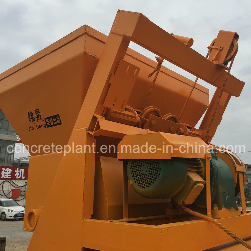 Get $100 Coupon High Quality Js750 Concrete Mixer