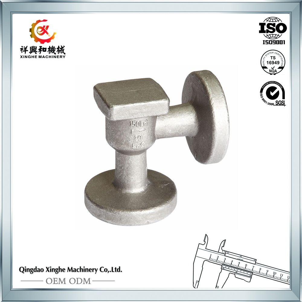 Customized Railway Forging Part with Aluminum Alloy