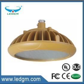 2017 Energy Saving LED Explosion-Proof UFO Lamp, Dlc SAA UL Ce Listed IP66 120lm/W Industrial 70W120W 150W 200W UFO High Bay Light Meanwell Drive