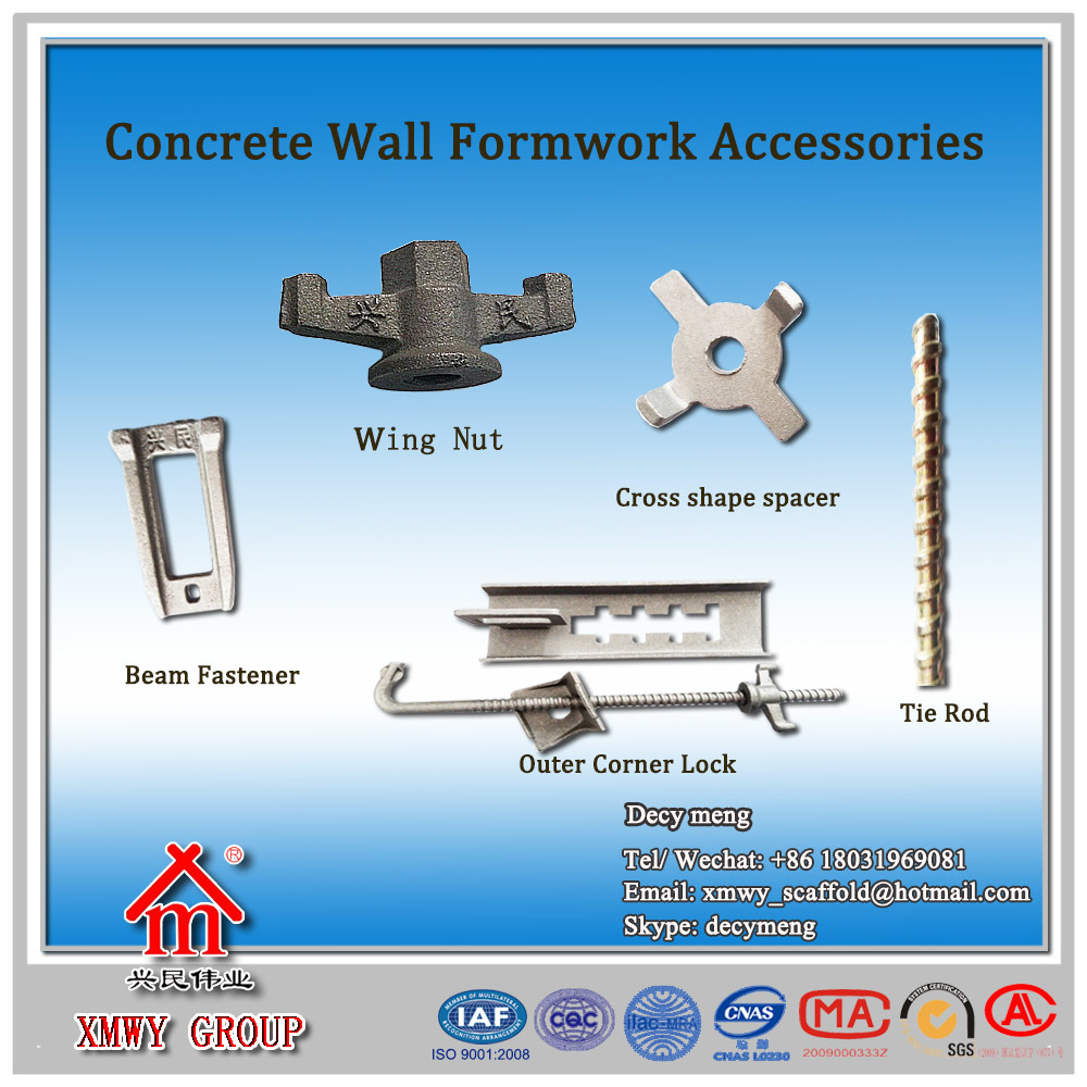 U-Head and Base Jack Accessory and All Kinds of Scaffolding Accessory