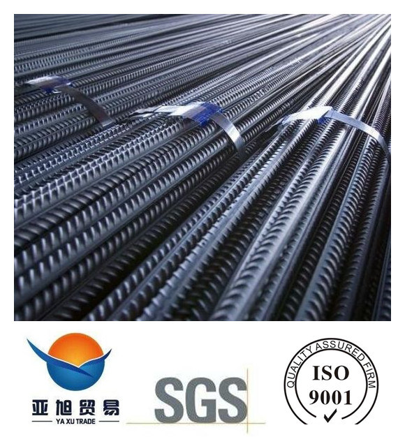 Hot Rolled Thread Screw Reinforced Steel Rebar