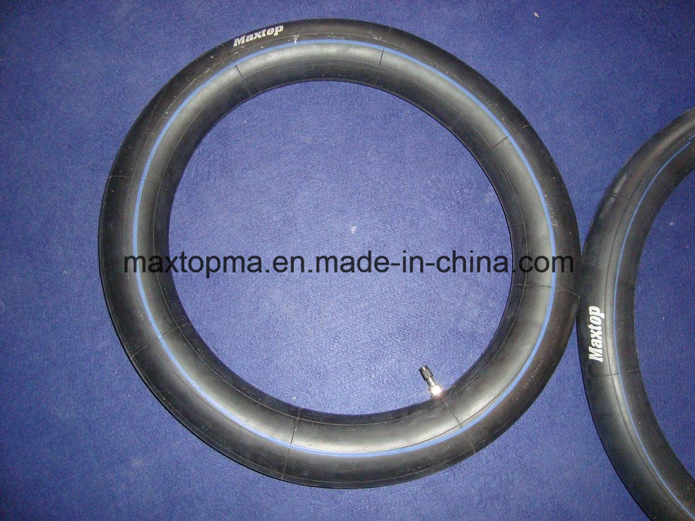 Motorcycle Tyre Inner Tube / China Electric Bicycle Butyl Inner Tube