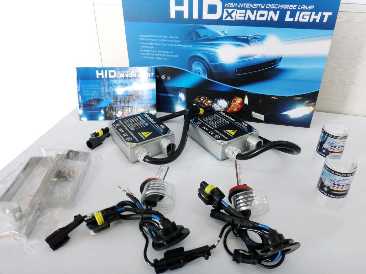 DC 35W HID Xenon Kit H11 (Regular Ballast) Xenon Kit