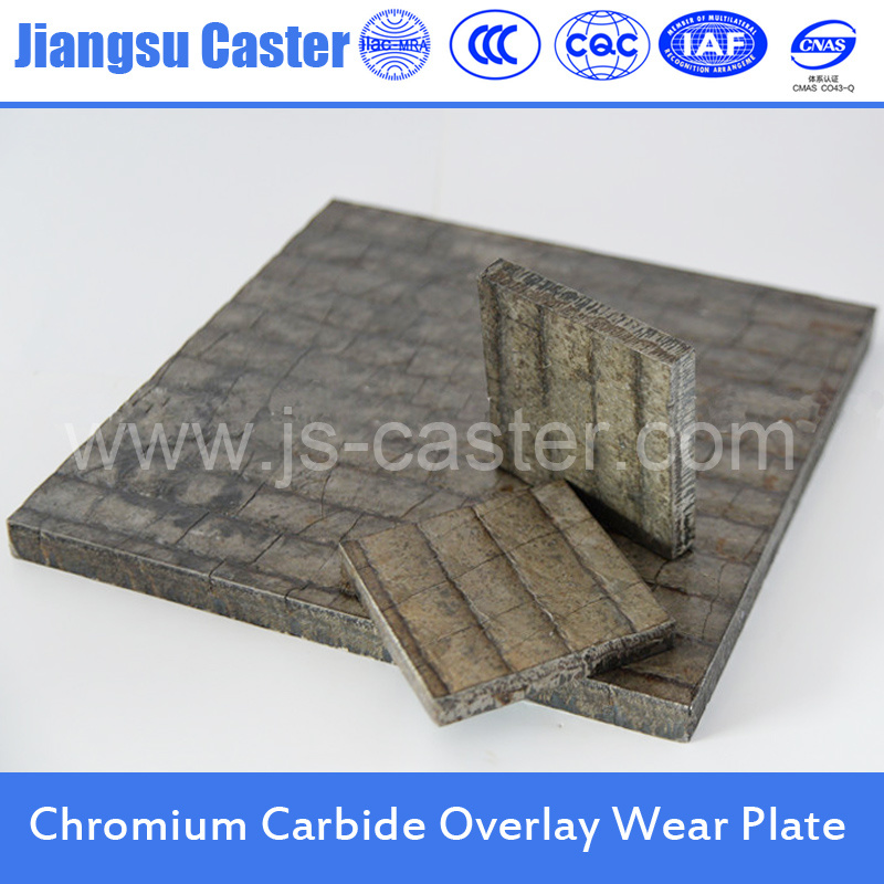 Steel Plate Direct Factory Produce High Cr C Bimetallic Cladding Wear Plate