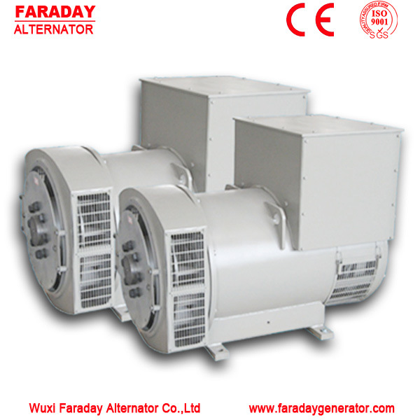 Faraday 100% Copper Wires IP23 H Class Brushless Electric Alternator Generator