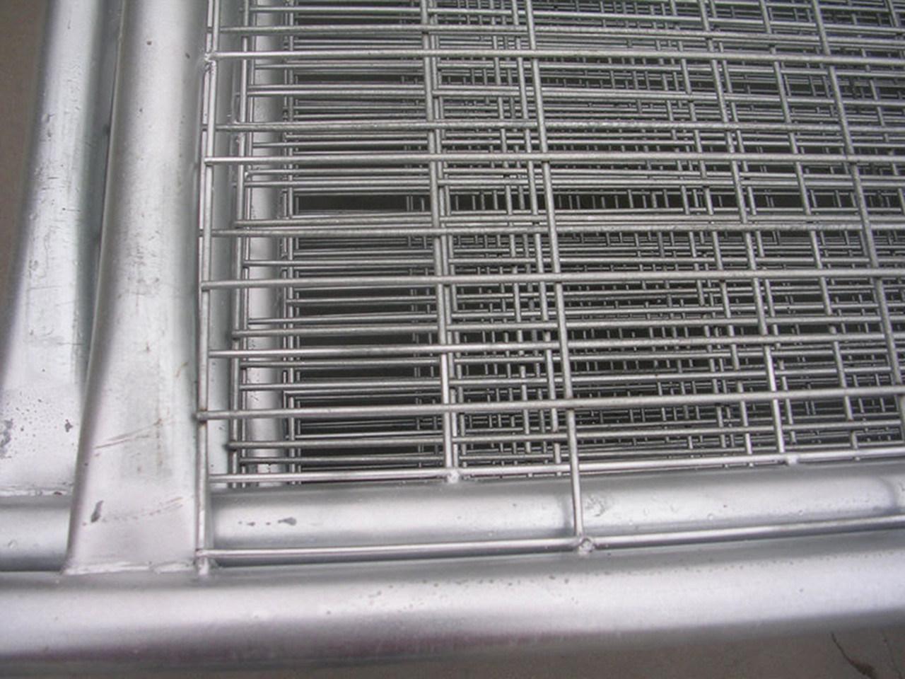 Australia Standard Temporary Fence Panel (ISO standard manufacturer)
