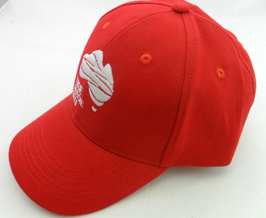 Custom Burshed Cotton Promotional Sports Baseball Cap