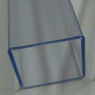 Plastic Packaging Tube for IC