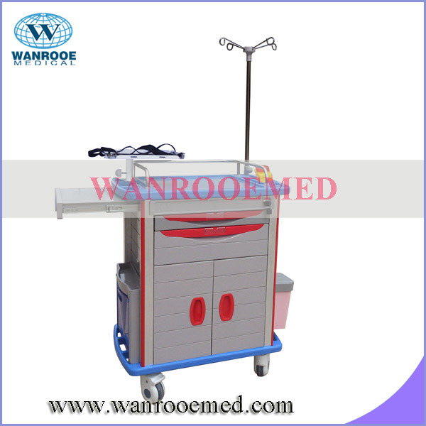 New ABS Hospital Emergency Trolley