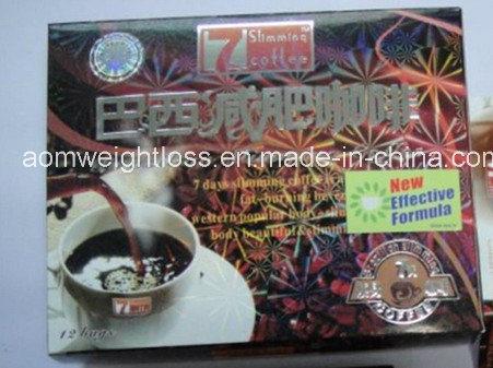 Original Lose Weight 7 Days Brazilian Slimming Coffee