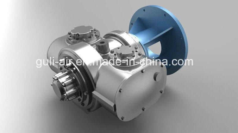Oil Free Screw Air Compressor (7.5KW-450KW)