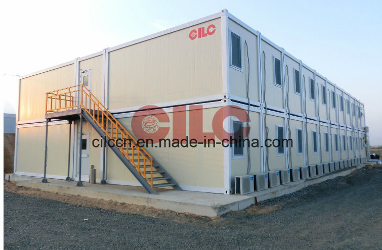 Workforce Office Camp with Global Standard (CILC-camp-001)