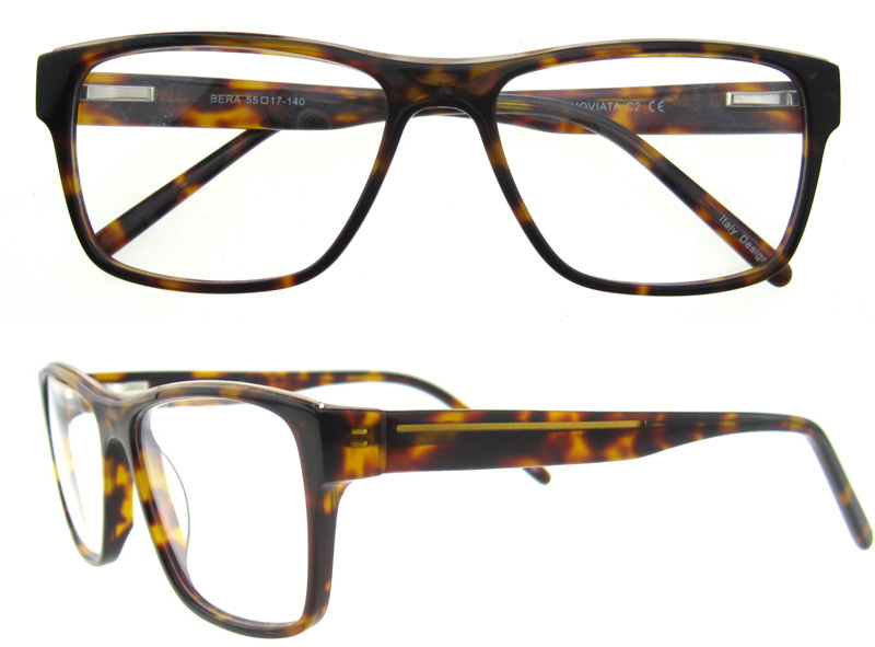 Acetate Optical Frame High Quality Eyeglass Frame Men Eyewear