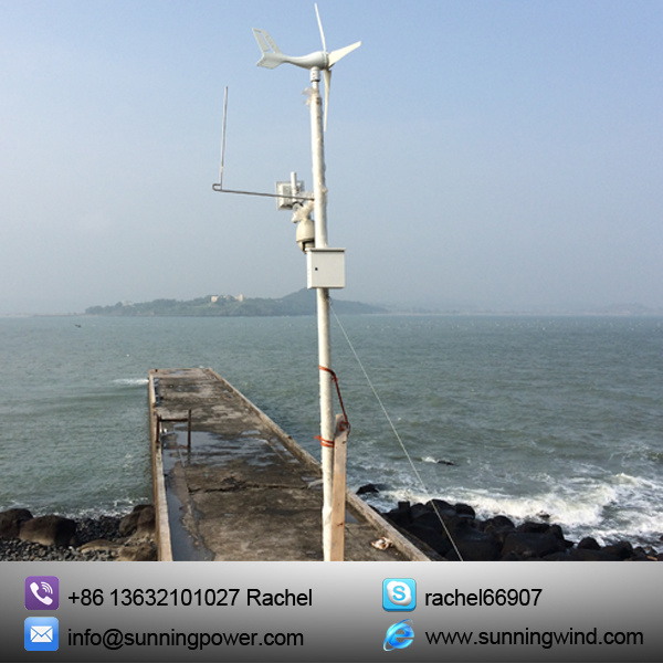 300W Horizontal Wind Energy Generator for Home Use (MINI 300W)