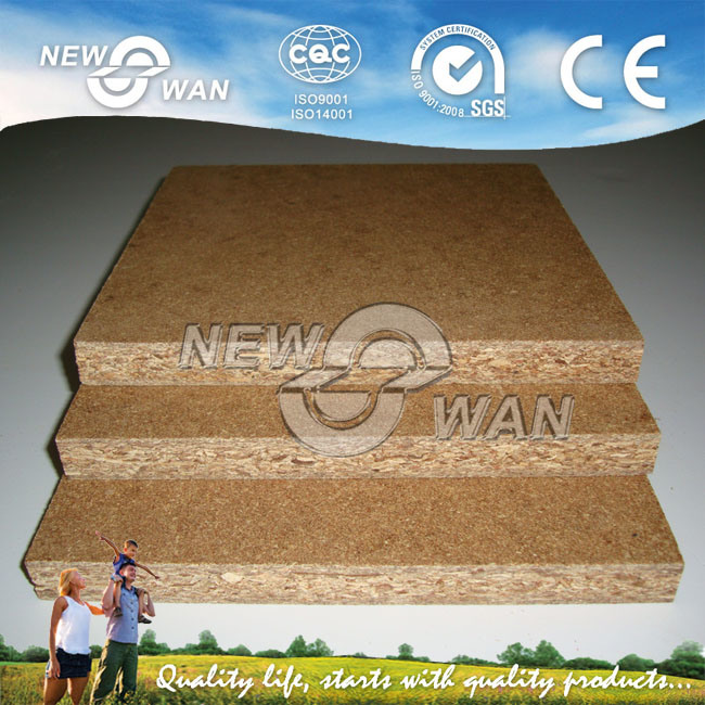 Particleboard (Plain, Melamine Faced, Hollow-core)