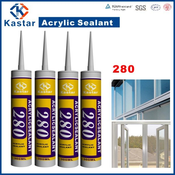 High Performance Acrylic Sealant, Acrylic Caulking Adhesive (Kastar280)