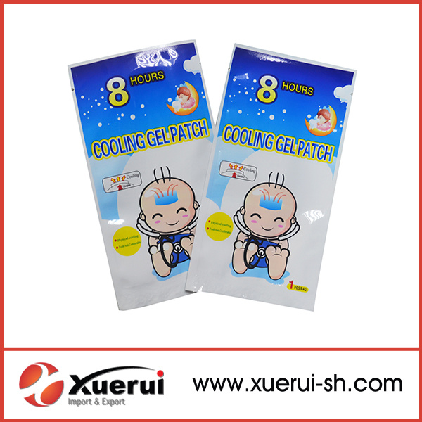 Disposable Baby Fever Cooling Gel Patches
