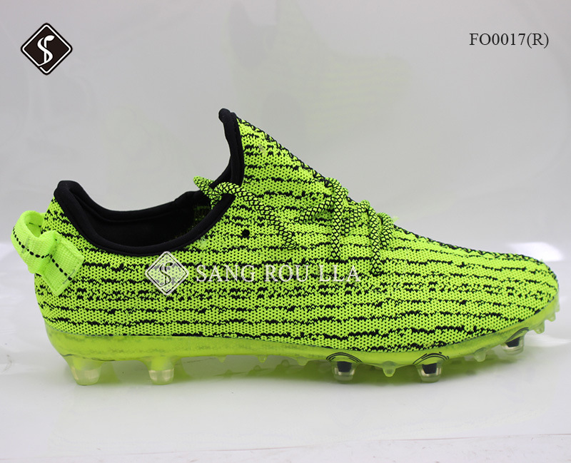 Men Fashion Soccer Shoes with Rb Outsole