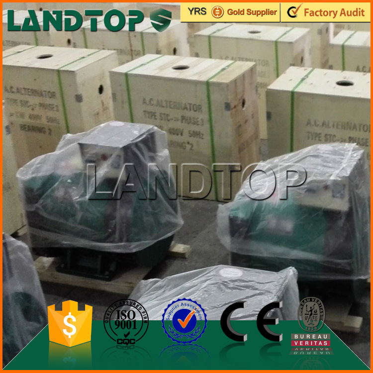 LANDTOP Stc Series Three Phase AC Synchronous Alternator generator