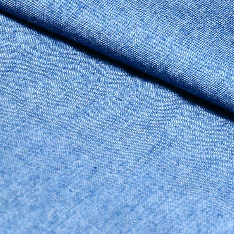 100% Cotton Denim Fabric in Light Weights