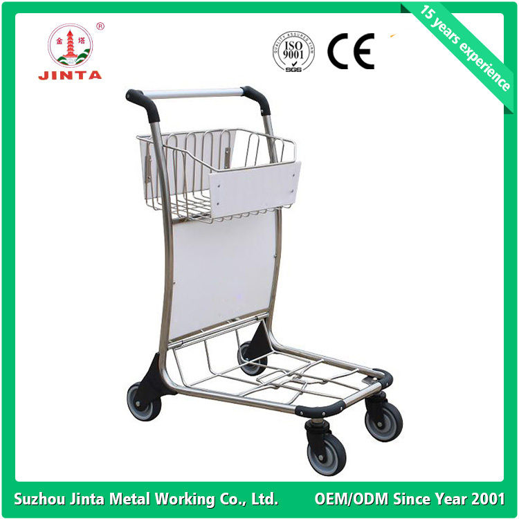 Airport Dfs Shopping Trolley Luggage Cart (JT-SA03)