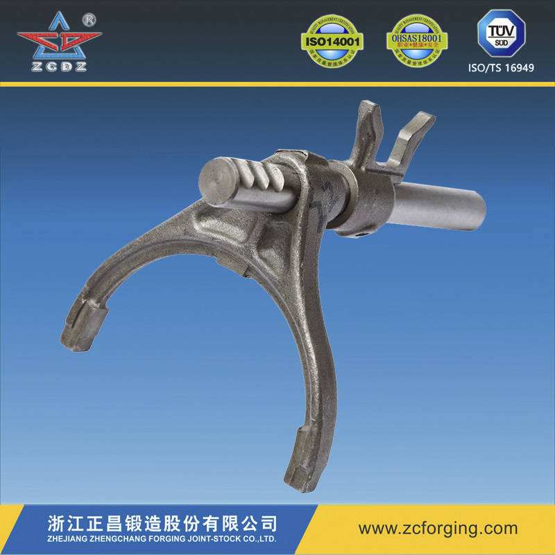 Forging Shift Fork for Machinery Parts