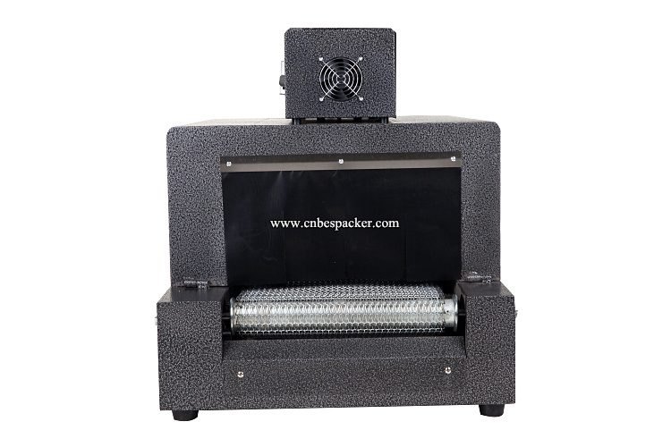 Hot Small Heat Shrink Wrapping Packing Machine with Net
