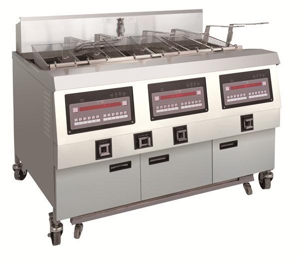 New Design Open Fryer