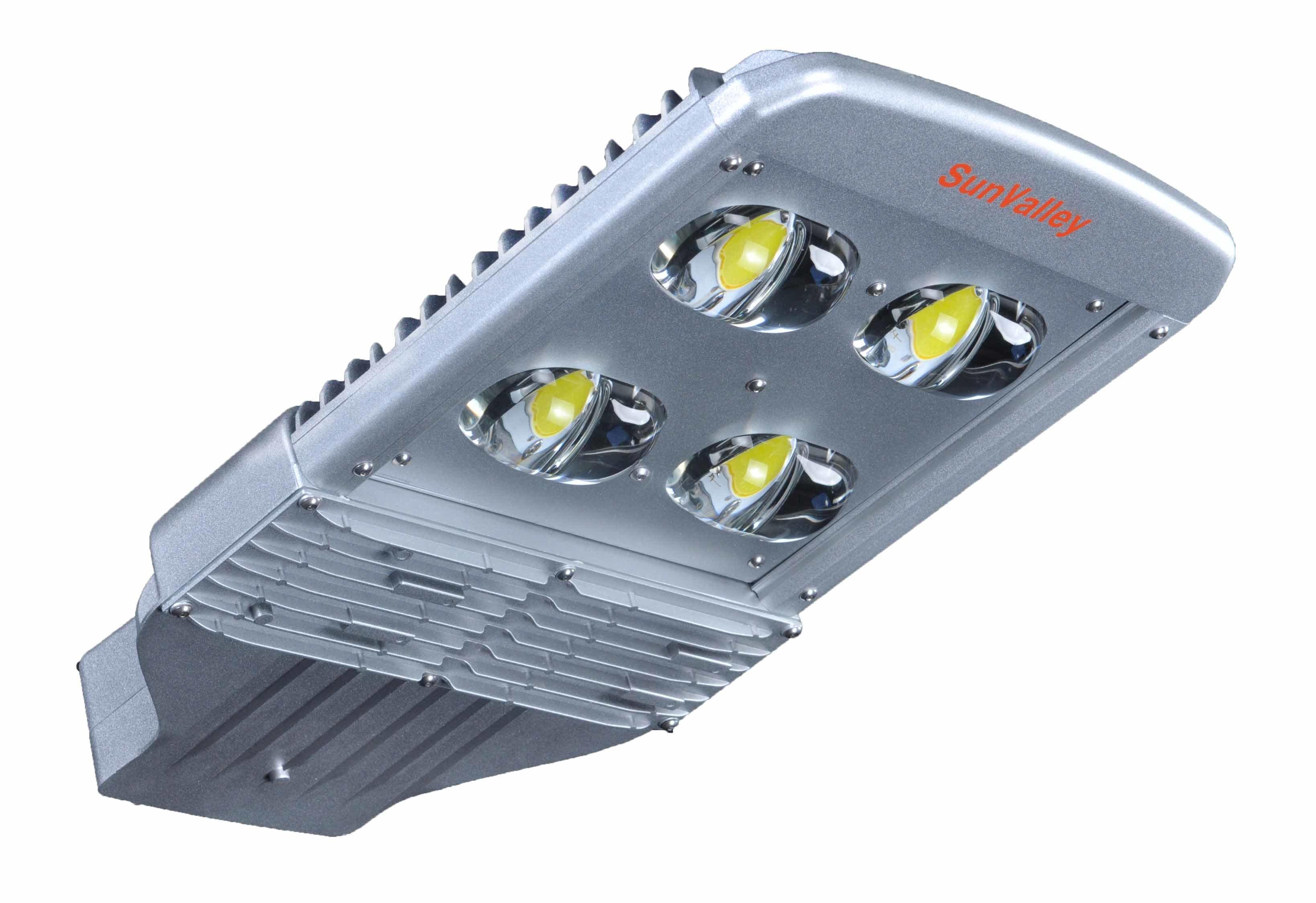 LED Street Light with UL, 120W Type III (Polarized light)