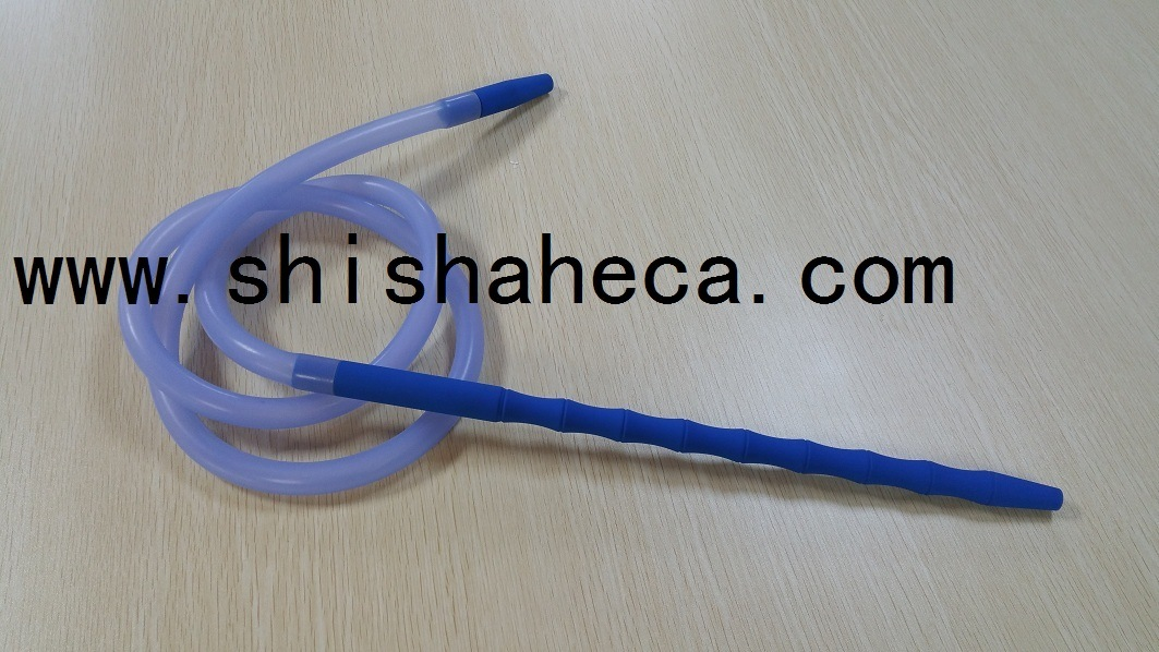 Flexable Most Popular Silicone Hose Shisha Nargile Smoking Pipe Hookah