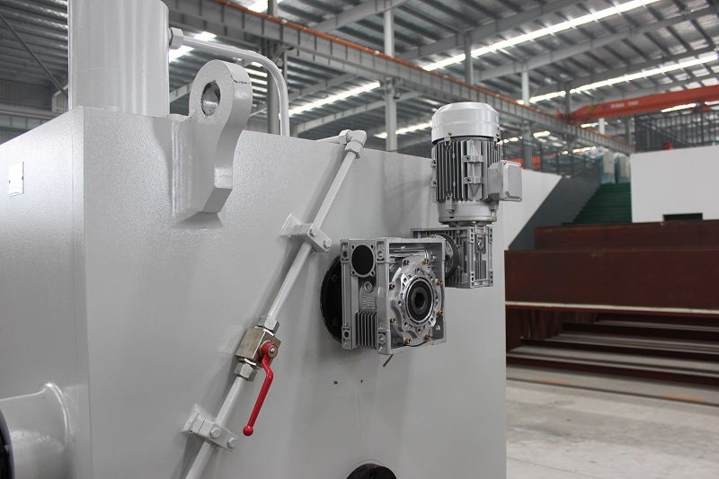 QC11k CNC Guillotine Aluminium Metal Cutting Machine