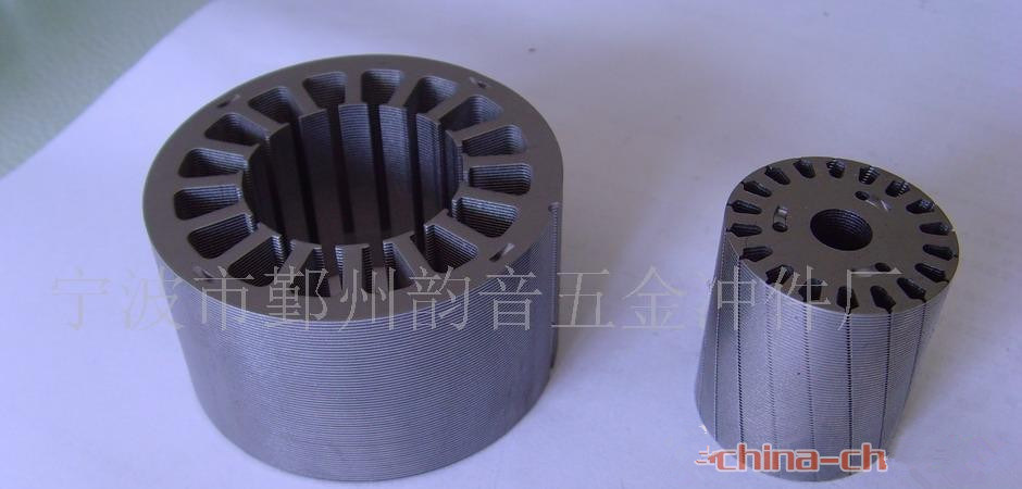 Motor Rotor (YY-Z1) Used in Rotor and Motor Silicon Steel Sheet Iron Core