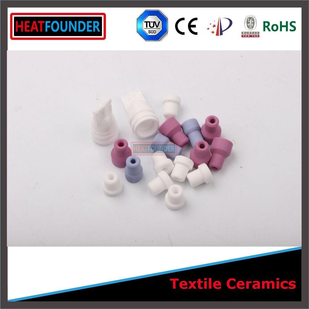 Diamond Polishing Alumina Ceramic Textile Guide