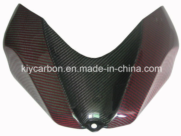 Color Carbon Fiber Motorcycle Parts