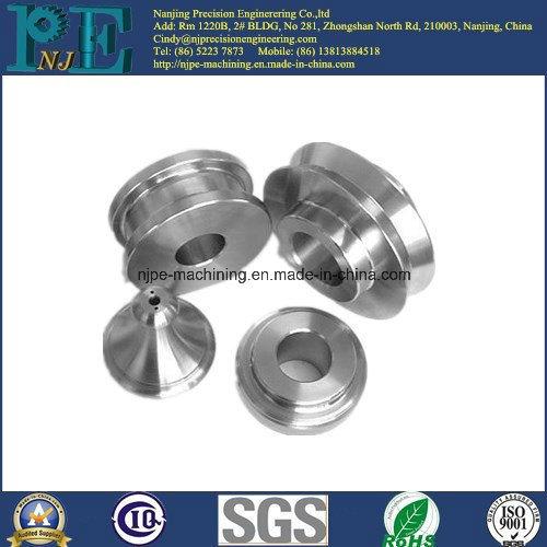 Custom CNC Machining Ball Valve Spare Parts