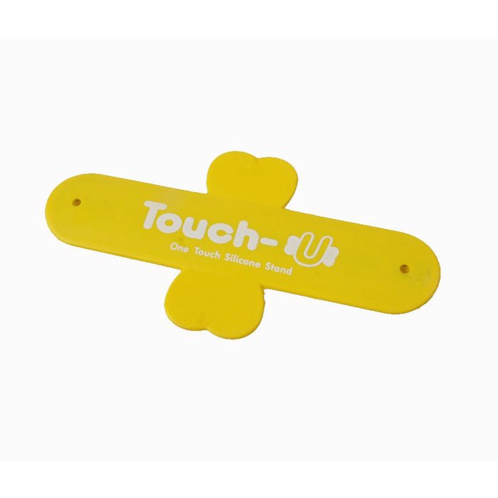 Mini Sticky Customized Logo Soft Silicone Mobile Phone Holder