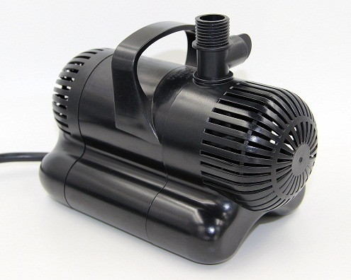 AC 120V 60Hz Water Fountain Submersible Pond Pump with LED Lights