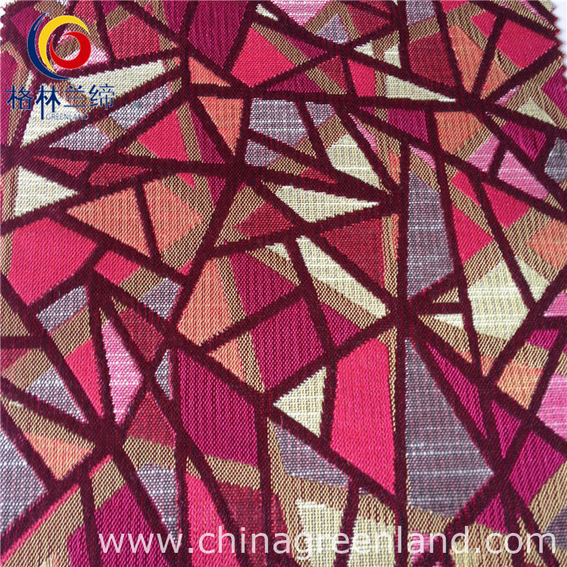 100%Cotton Bright Silk Jacquard Fabric for Garment Textile (GLLML060)