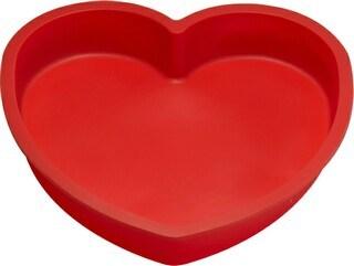 Silicone Heart Cake Pan & Cake Mould &Bakeware FDA/LFGB (SY15049)