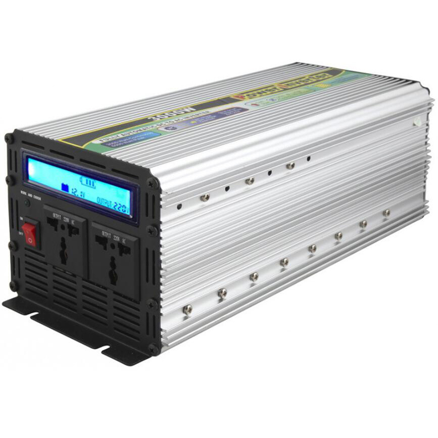 3000W DC to AC Modified Sine Wave Power Inverter with UPS Charger